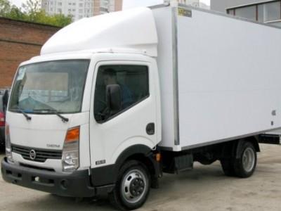 Бортовой грузовик NISSAN CABSTAR
