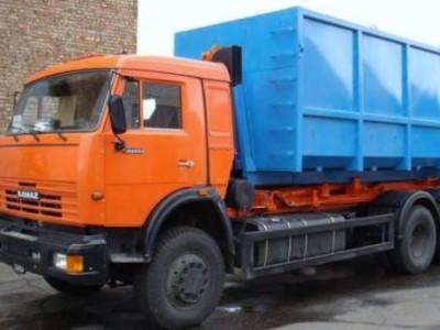 Мусорный контейнер от 8 до 28 м³