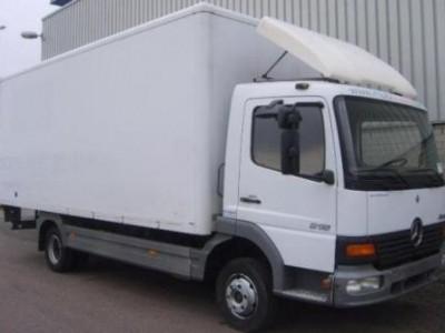 Бортовой грузовик MERCEDES ACTROS 15т