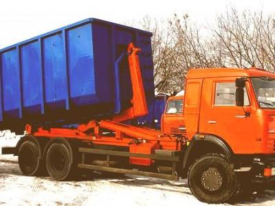 Мусорный контейнер  20 м³